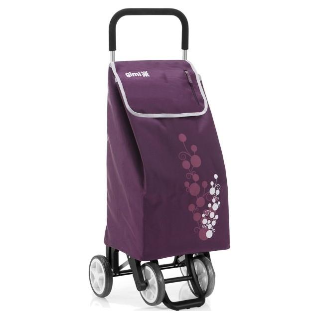 6daea12686351 Nákupní taška na kolieskach TWIN fialová - Aldoshop.sk