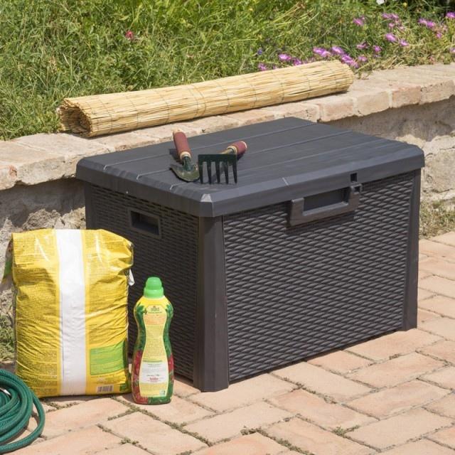 65601e4ea Záhradný úložný box na podušky a náradie Nevada MALÝ - Aldoshop.sk