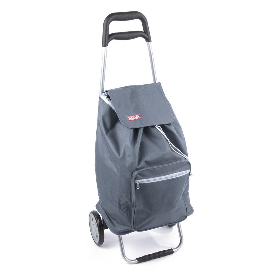 445c9de023f27 Nákupná taška na kolieskach CARGO šedá - Aldoshop.sk