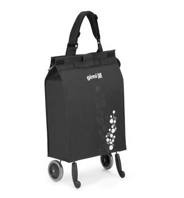 da051b0cf0dce Nákupná taška na kolieskach Bella New šedá - Aldoshop.sk