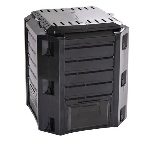 Prosperplast Compogreen 380l čierný IKST380C